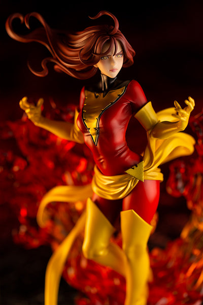 X-Men - Dark Phoenix - Bishoujo Statue - Marvel x Bishoujo - 1/7 Closeup Special Background