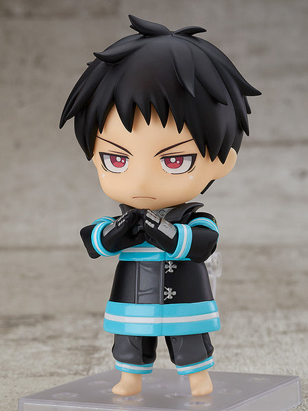 Enn Enn no Shouboutai - Shinra Kusakabe - Nendoroid #1235 Latom Prayer