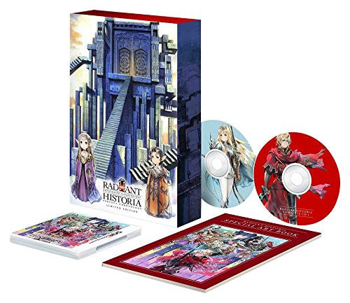 Image 1 for Radiant Historia Perfect Chronology - Perfect Edition - Comroad Edition