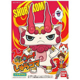 Youkai Watch Part.11 Shura Koma Plastic Model - 3