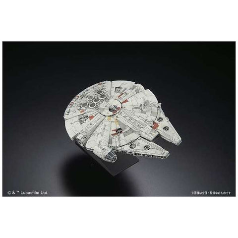 Star Wars: Episode IV – A New Hope - Star Wars Plastic Model - Vehicle Model 006 - Millennium Falcon (Bandai)