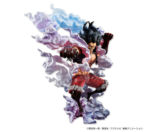 "One Piece - Monkey D. Luffy - Portrait Of Pirates ""SA-MAXIMUM"" - Gear Fourth, Snakeman (MegaHouse)"