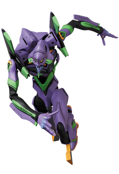 Evangelion Shin Gekijouban: Ha - EVA-01 - Real Action Heroes No.783 - Real Action Heroes Neo - New Paint Version (Medicom Toy)