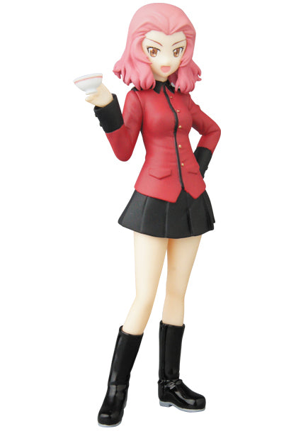 Girls und Panzer: Saishuushou - Rosehip - UDF Girls und Panzer Saishuushou Series 2 - Ultra Detail Figure No.506 - 1/16 (Medicom Toy)