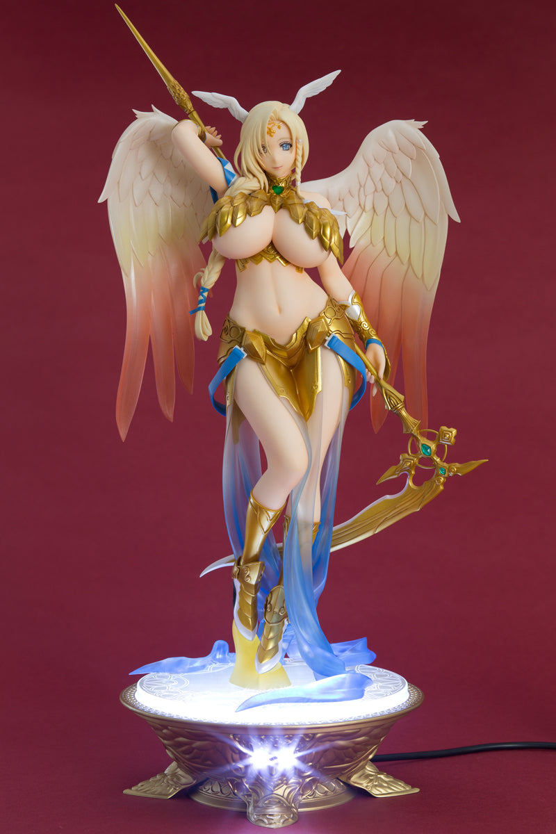 The Seven Heavenly Virtues - Sariel - 1/8 - Jihi no Zou - Glowing Pedestal Version (Orchid Seed)
