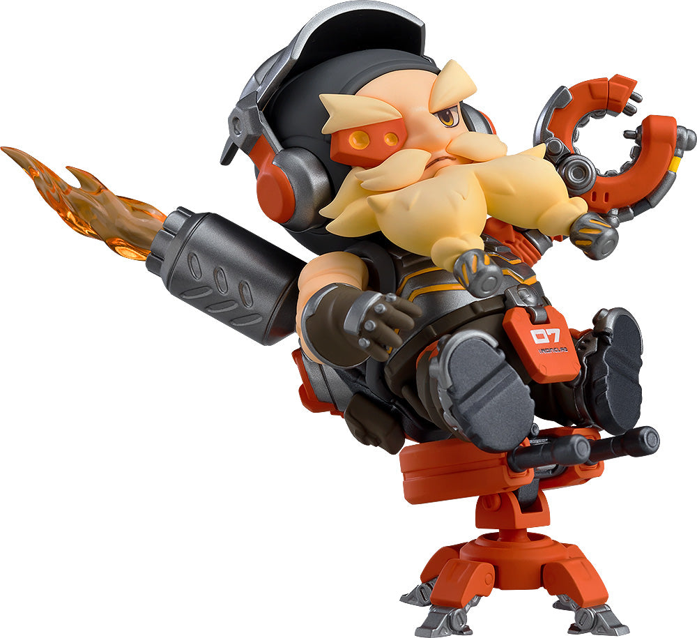 Overwatch - Torbjörn - Nendoroid #1017 - Classic Skin Edition (Good Smile Company)