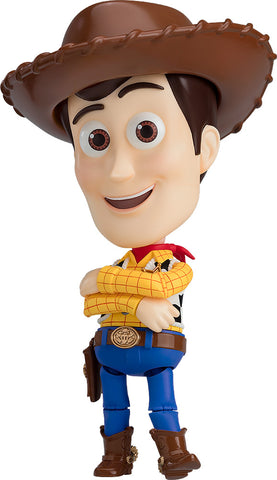 Toy Story - Woody - Nendoroid #1046-DX - DX Ver. (Good Smile Company)