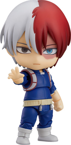 Boku no Hero Academia - Todoroki Shouto - Nendoroid #1112 - Hero's Edition (Good Smile Company, Takara Tomy)