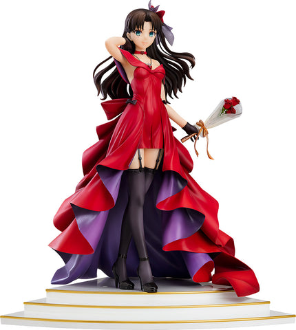 Fate/Stay Night - Tohsaka Rin - 1/7 - 15th Celebration Dress Ver. (Good Smile Company)