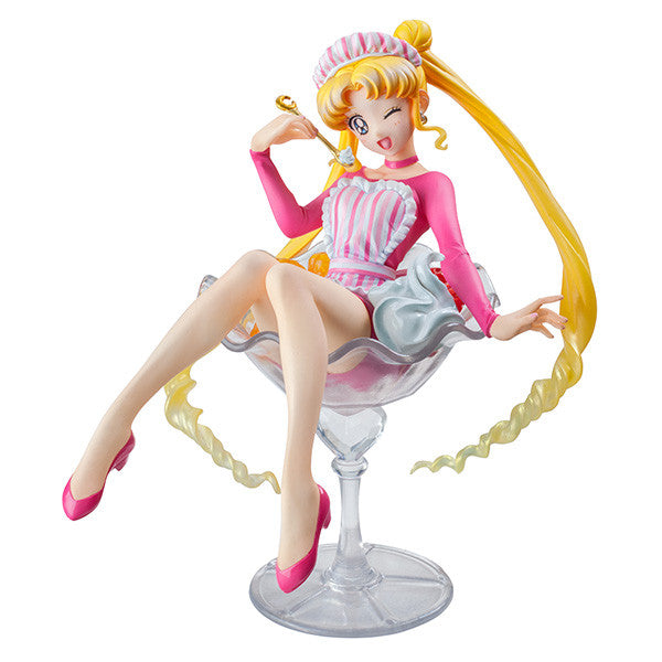 Image 1 for Bishoujo Senshi Sailor Moon - Tsukino Usagi - Sweeties - Fruit Parlor ver. (MegaHouse)