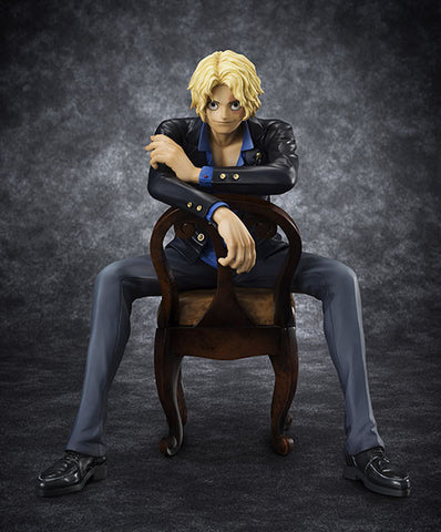 Image for One Piece Sabo Excellent Model Portrait Of Pirates Limited Edition Ver.BB 02 Repaint - 1/8 (Megahouse)