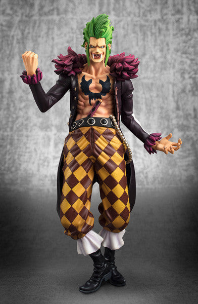 Image 1 for One Piece Portrait Of Pirates Bartolomeo Kai - Limited Edition - 1/8 (Megahouse)