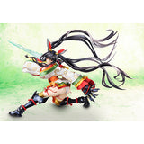 Thumbnail 2 for Queen's Blade Grimoire - Kaguya - Excellent Model - 1/8