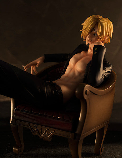 Image 4 for One Piece Sanji Excellent Model P.O.P. Limited Edition S.O.C. - 1/8 (MegaHouse)