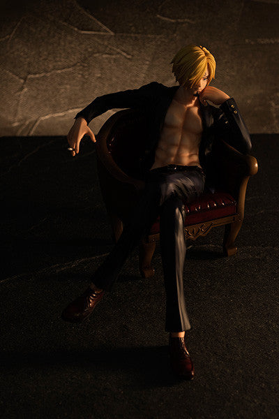 Image 5 for One Piece Sanji Excellent Model P.O.P. Limited Edition S.O.C. - 1/8 (MegaHouse)