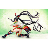 Thumbnail 4 for Queen's Blade Grimoire - Kaguya - Excellent Model - 1/8