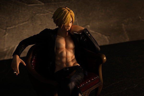 Image 6 for One Piece Sanji Excellent Model P.O.P. Limited Edition S.O.C. - 1/8 (MegaHouse)