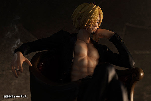 Image 7 for One Piece Sanji Excellent Model P.O.P. Limited Edition S.O.C. - 1/8 (MegaHouse)