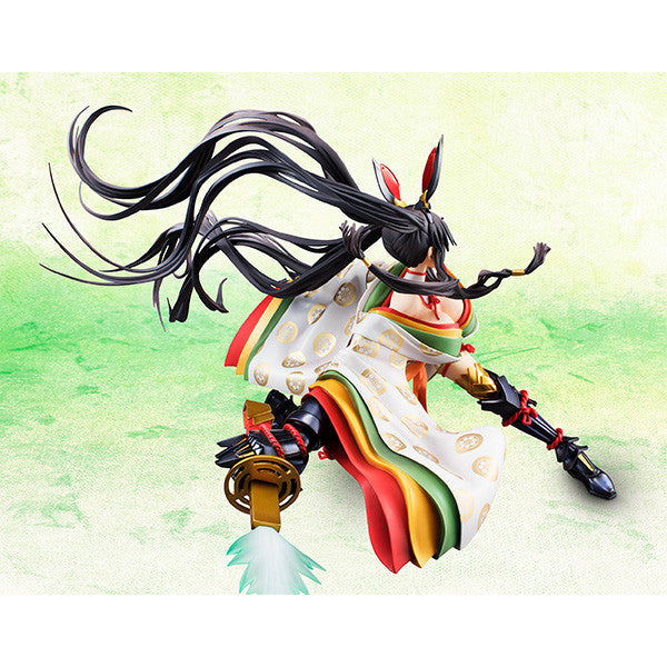 Image 9 for Queen's Blade Grimoire - Kaguya - Excellent Model - 1/8