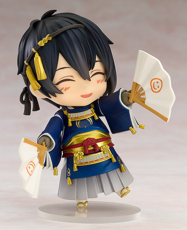 Image 2 for Touken Ranbu Mikazuki Munechika Cheerful Japan! Nendoroid #626 Cheerful ver. (Goodsmile)