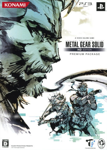 Image for Metal Gear Solid HD Edition [Limited Edition]