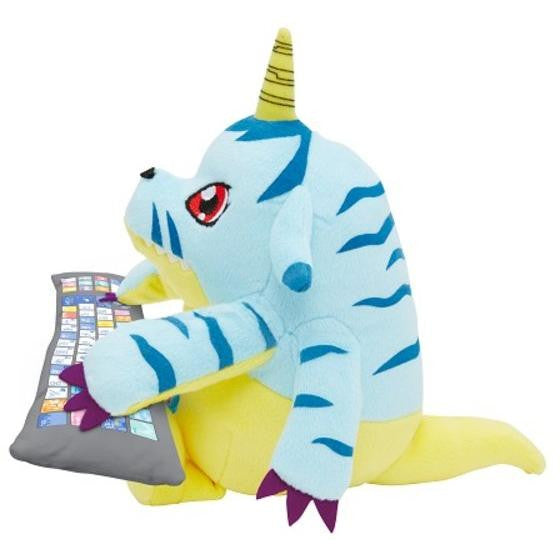 Image 4 for Digital Monster - Digimon - PC Cushion - Gabumon