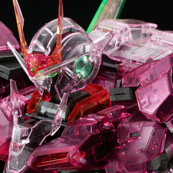 Image 2 for Kidou Senshi Gundam 00 - GN-0000 + GNR-010 00 Raiser - GN-0000 00 Gundam - GNR-010 0 Raiser - Trans-Am Raiser Clear Color Body - 1/60