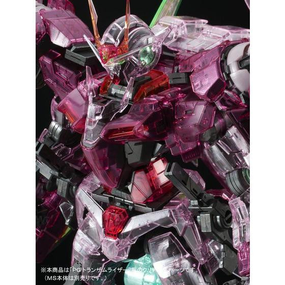 Image 5 for Kidou Senshi Gundam 00 - GN-0000 + GNR-010 00 Raiser - GN-0000 00 Gundam - GNR-010 0 Raiser - Trans-Am Raiser Clear Color Body - 1/60