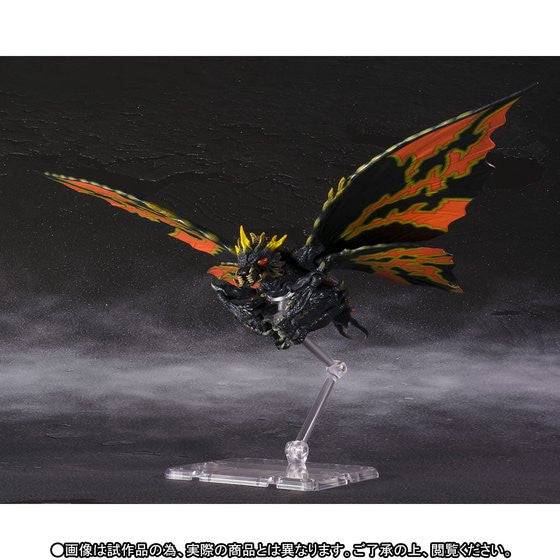 Image 1 for Gojira vs. Mothra - Battra - Battra Larvae - S.H.MonsterArts - Special Color ver.