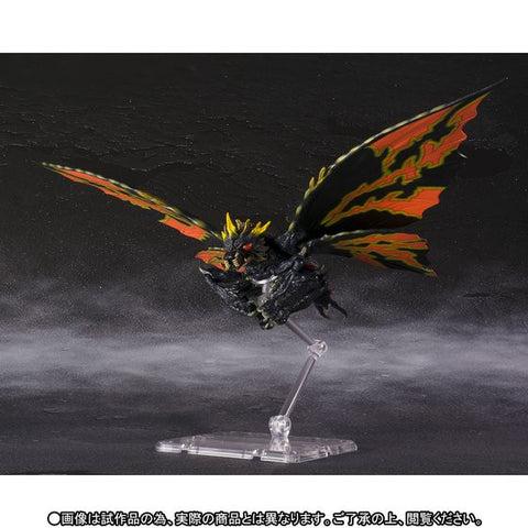 Image for Gojira vs. Mothra - Battra - Battra Larvae - S.H.MonsterArts - Special Color ver.