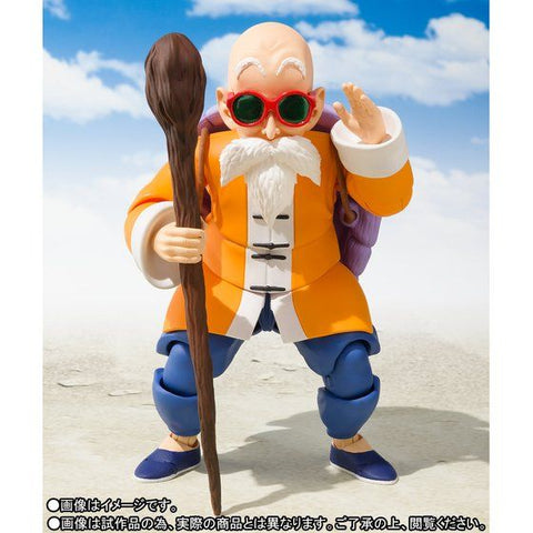 Dragon Ball - Roshi - S.H.Figuarts