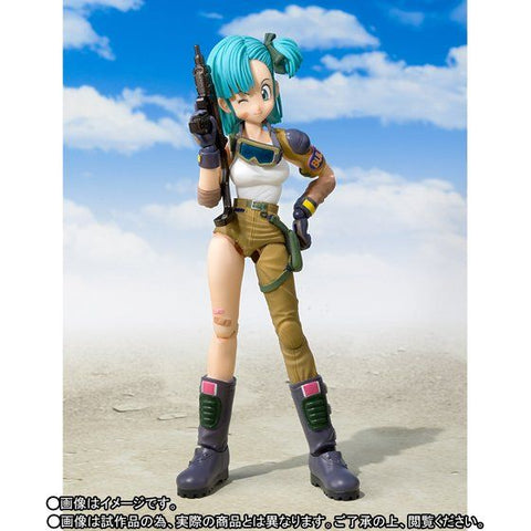 Dragon Ball - Bulma - S.H.Figuarts