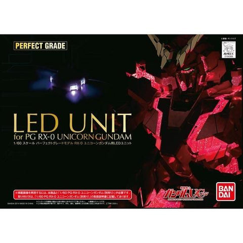 Kidou Senshi Gundam UC: One of Seventy Two - RX-0 - LED Unit