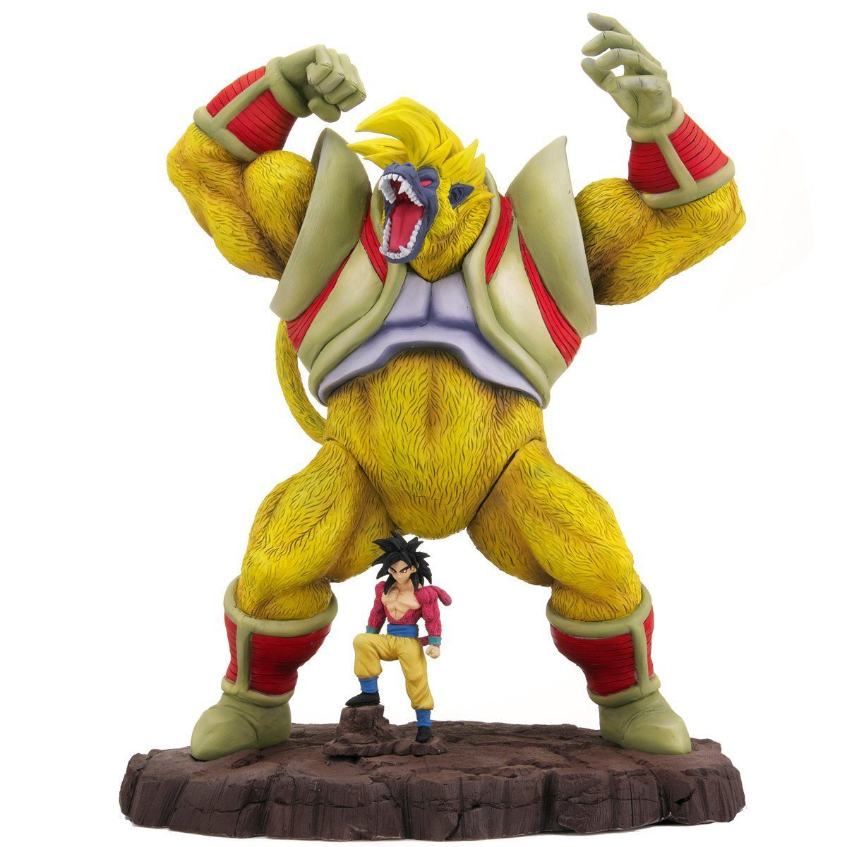 Dragon Ball GT - Oozaru Baby - Son Goku SSJ4 (Bandai, Plex) [Shop Exclusive]