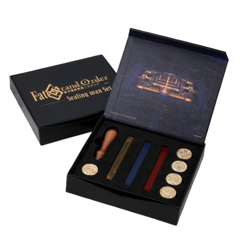 Fate/Grand Order: Zettai Majuu Sensen Babylonia - Wax Seal Set (Premium Bandai) [Shop Exclusive]