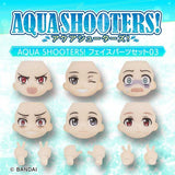 Aqua Shooters! - Face Parts Set #3 (Bandai) [Shop Exclusive] - 8
