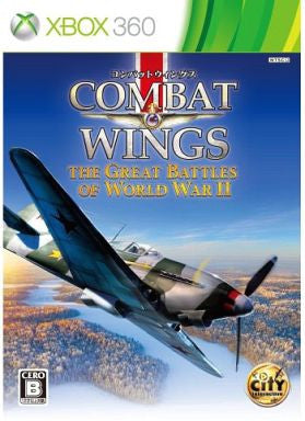 Image for Combat Wings: The Great Battles of World War II