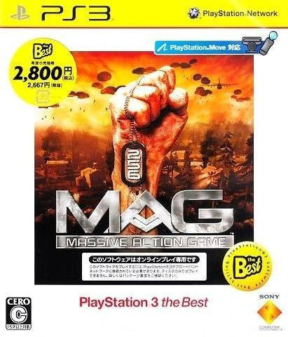 Image for MAG: Massive Action Game (Playstation 3 the Best)