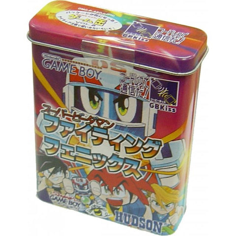 Super B-Daman Fighting Phoenix [Tin Box]