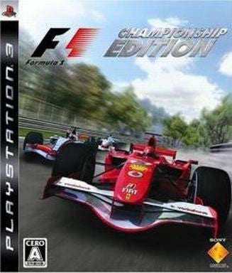 Image for Formula One Championship Edition