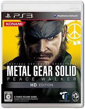 Image 1 for Metal Gear Solid: Peace Walker HD Edition