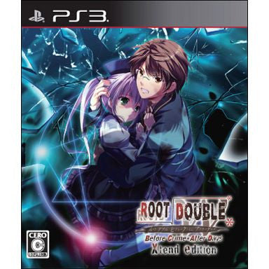 Image for Root Double: Before Crime * After Days Xtend edition