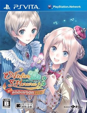 Image 1 for Meruru no Atelier Plus: Arland no Renkinjutsushi 3