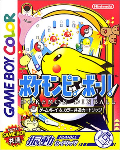 Image for Pokémon Pinball