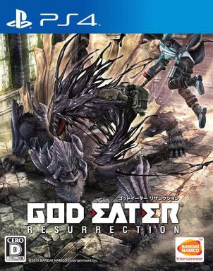 Image for God Eater Resurrection