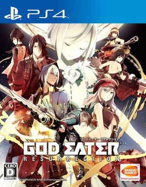 Image for God Eater Resurrection [Cross Play Pack Vol.1]