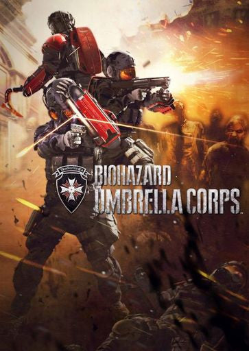 Image 12 for Biohazard Umbrella Corps