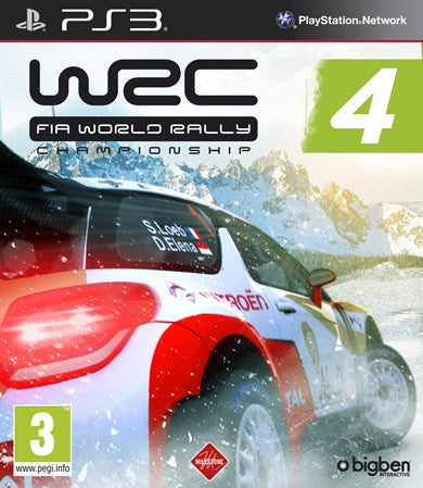 Image for WRC 4 FIA World Rally Championship