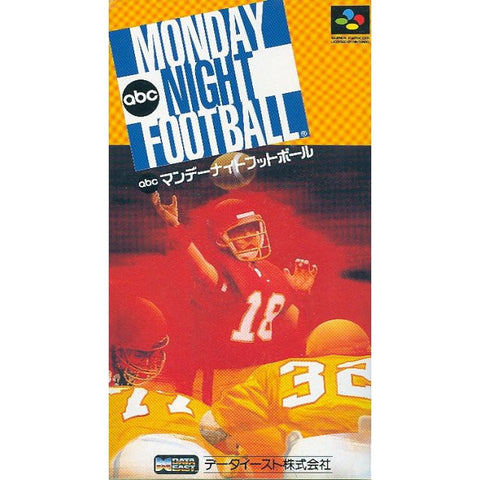 Image for ABC Monday Night Football