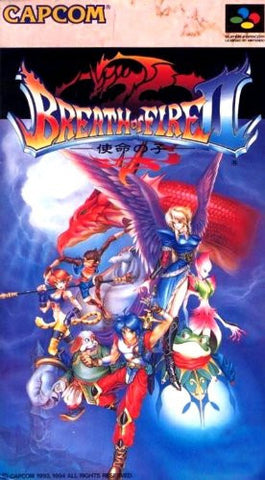 Image for Breath of Fire II